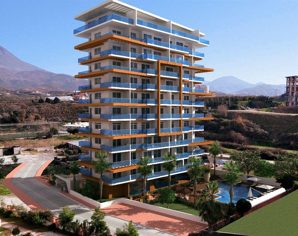 Купить квартиру в турции в анталии вторичное жилье недорого